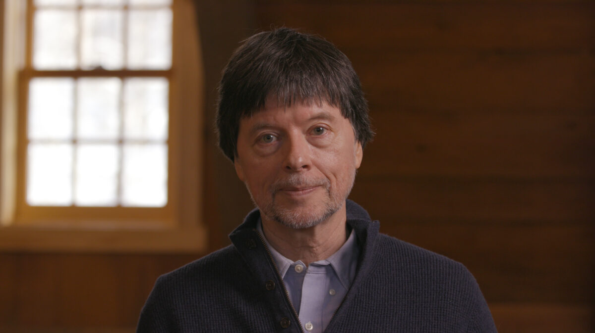Ken Burns Supports the National History Academy